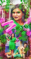 Mindy Kaling and Dave Franco by by-Oblomskaya