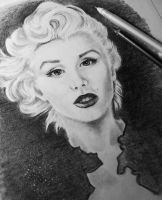 Marilyn Monroe Request by hatterfox