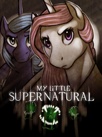 My Little Supernatural Season 7 by Baisre