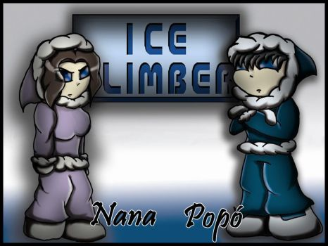 Ice Climbers by edamextreme