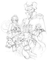 PIRATES Forevaaaa WIP by Devil-V