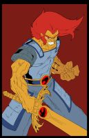 Thundercats - Lion-O by marcus-g3100