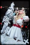 In this moment frontman Maria Brinks wears Chrisst by auxcentral