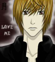 Love me by BrET13