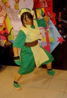 Toph Cosplay by Patmai