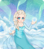 ~Let it go!~ by candykiki