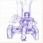me in school park uncompleted by haytham777