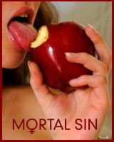 Mortal sin by jeylina