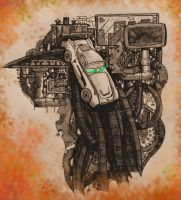 Steam Punk Finn McMissile by Legendary-Airliners