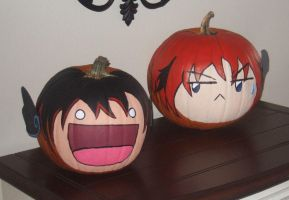 Lawls, They're Pumpkins by IndagoFeather