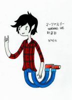 Marshall Lee by XxlittlemexX