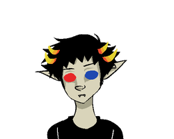 sollux eyes by ohparapraxia