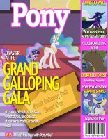 Pony Magazine: Grand Galloping Gala by Dutchess6942