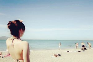 Day @ Beach by Candilux
