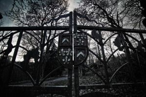 The Old Gate No3 by Z-GrimV