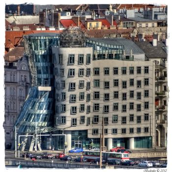 Dancing House by Bodenlos