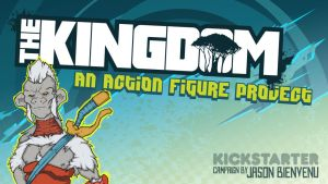 Kickstarter An Action Figure Project is LIVE! by JasonWelcome