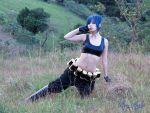 Leona Heidern Cosplay by MaryMagika