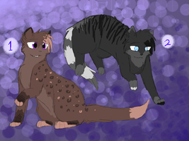 Cat Adoptables 11- CLOSED by CascadingSerenity