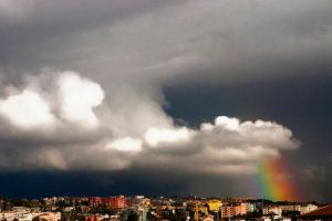 Somewhere over the rainbow... by badherer