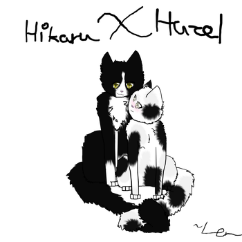 Couple #1 by CatAdoptablesMuch