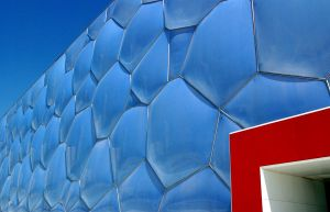 Blue. Red. Beijing. by Borymir