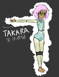 Takara by JadeMeteor