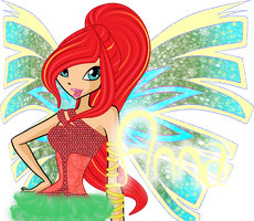 CP: Anna Sirenix by CharmedWings