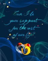 Can I Be Your Support? by RaNNuCCia