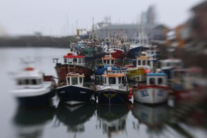 Fishing boats by lensenvy62