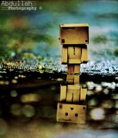 No Title .. Danbo by Aharbi