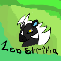 Zebstrika Drawing on Photoshop by Radiant-Garnet