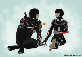 N7 Romance by channet