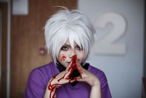 Killua: My Speciality by Lishrayder