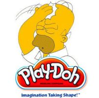 Photoshop - Play-DOh by D-Rohrs