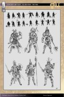 Gladiator Thumbnails by RodGallery