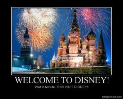 Welcome to Disney by Dalim-chan1234