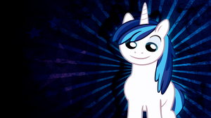Shining Armor Wallpaper by JustaninnocentPony