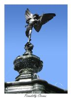 The Angel of Picadilly by FireofWinter