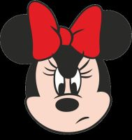 minnie mouse gif by javiercr69