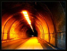 Tunnels Are Cool by m0nst3r