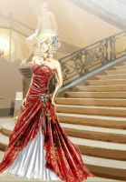 Ball gown by LilithEsper