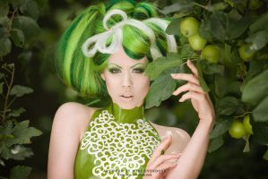 Appletini by Ophelia-Overdose