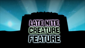 Late Nite Creature Feature by thirteenthman