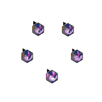 Twilight Sparkle Fighting is Magic Cursor Set by Loaded--Dice