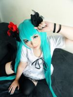 World is mine - Hatsune Miku (Vocaloid) by YamiAyanami