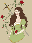 Margaery Tyrell by Morrigan22