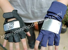WIP: Kakashi's Gloves by YoshiFHP