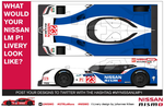 nissan lmp1 design WHITE BLUE 23.03.2015-1 by mtbboyvt