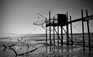 Fishing house by Initio